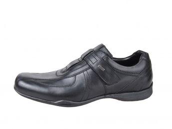Bugatti pánske topánky - čierne