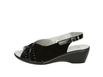 de020396a9be Confort SPA dámske sandále - čierne