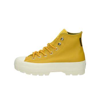 Converse dámske štýlové kotníky - žlté