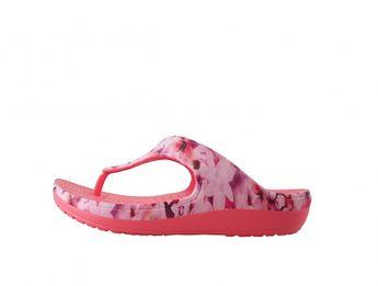 Crocs dámske šľapky - ružové