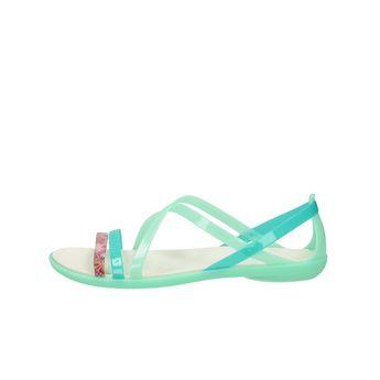 51f5a6d269d7 Crocs dámske štýlové sandále - zelené