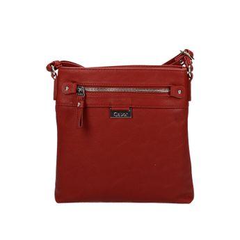 Gabor dámska crossbody kabelka - tmavočervená