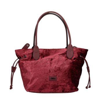 Gabor dámska štýlová kabelka - bordová