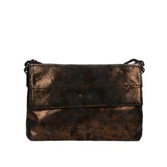 Gabor dámska štýlová kabelka - bronzová