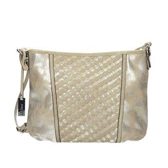 13db6fe9b7 Gabor dámska štýlová kabelka - zlatá