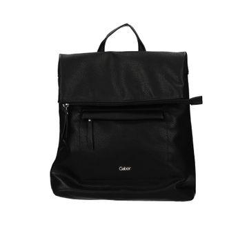 Gabor dámsky štýlový ruksak - čierny