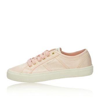 6463a4fdf306 Gant dámske textilné štýlové tenisky - ružové