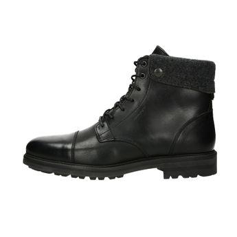 1a6ffcce98 Gant pánske čižmy - čierne