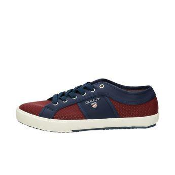 Gant pánske štýlové tenisky - modrobordové