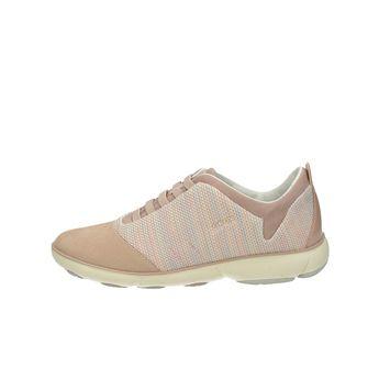 Geox dámske pohodlné tenisky - ružové 1b9619a36c