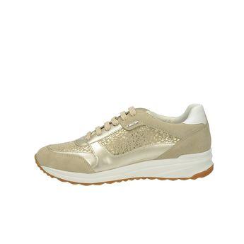 Geox dámske štýlové tenisky - béžové dc5b1b6a11