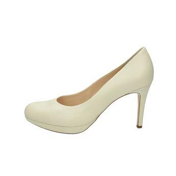 Hogl dámske lodičky - biele