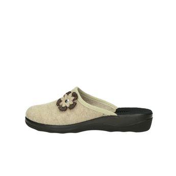 Inblu dámska domáca obuv - béžová