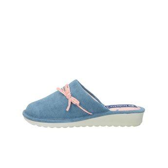 9e7ce27f720e5 Inblu dámska pohodlná domáca obuv - modrá