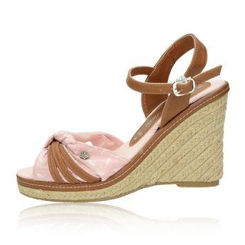 Jane Klain dámske sandále - ružové