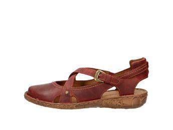 Josef Seibel dámske sandále - bordové