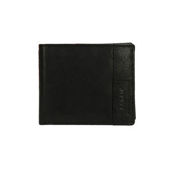 Pánska praktická peňaženka - čierna