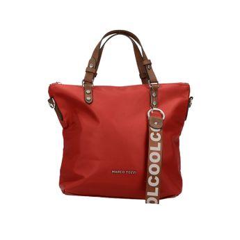 Marco Tozzi dámska kabelka - červená