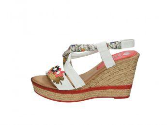 8ce801e35927 Marila dámske štýlové sandále - multicolor