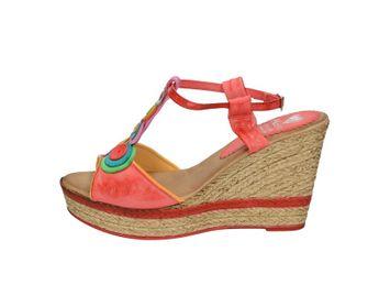 aad0d3566e Marila dámske sandále - farebné