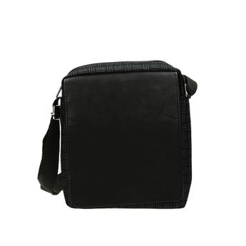d524948a5 Mercucio dámska crossbody kabelka - čierna