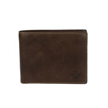 8129d71f8 Metropoli pánska kožená peňaženka - hnedá Metropoli pánska kožená peňaženka  - hnedá