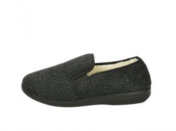 Mjartan pánska domáca obuv - čierna