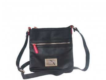 Monnari dámska kabelka - čierna