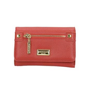 Monnari dámska štýlová peňaženka - červená