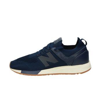 New Balance pánske textilné tenisky - modré 4a20738042e