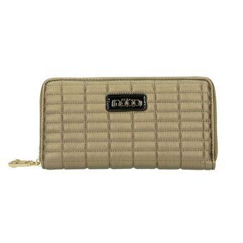 3f1e2eae49 Nóbo dámska elegantná peňaženka - zlatá