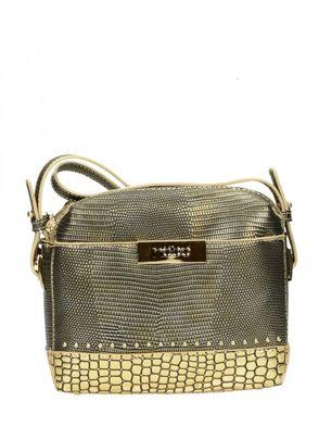 Nóbo dámska kabelka - zlatá