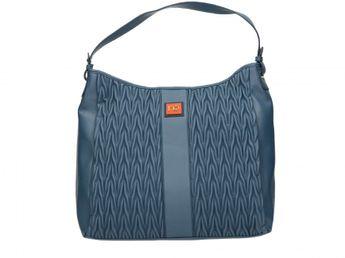 Nóbo dámska kabelka - modrá