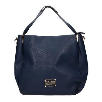 4ea7b194d6c8 Nóbo dámska klasická kabelka - modrá Nóbo dámska klasická ...
