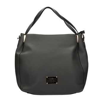 Nóbo dámska klasická kabelka - šedá