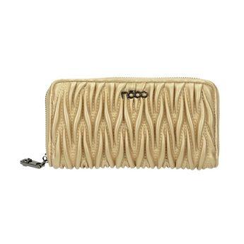 Nóbo dámska štýlová peňaženka - zlatá