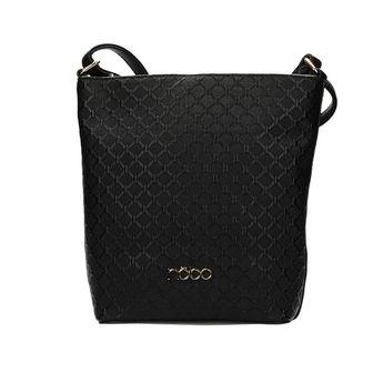 ef1a21b3e6 Nóbo dámska vzorovaná kabelka - čierna
