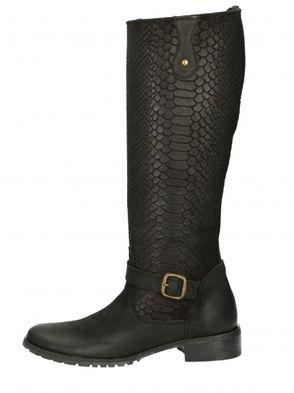 2f477fd66f Olivia shoes dámske čižmy - čierne