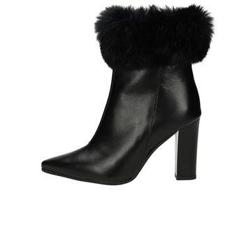 ea0c49a63e Olivia shoes dámske nízke čižmy - čierne