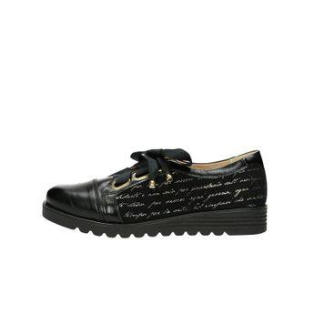 b436ec6aa622 Olivia Shoes dámske štýlové poltopánky - čierne