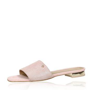 371a037f7 ... Olivia shoes dámske štýlové šľapky - ružové