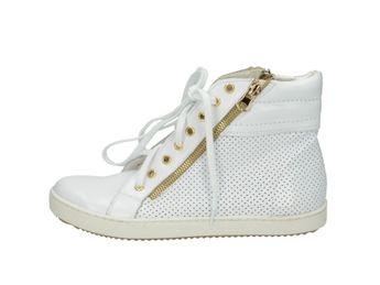 Olivia shoes dámske tenisky - biele