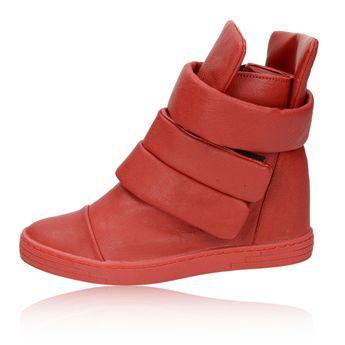 Olivia shoes dámske tenisky - červené