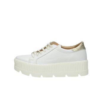 Olivia shoes dámske tenisky na platforme - biele