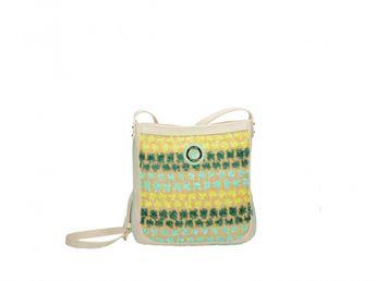 Pabia dámska kabelka - zelená