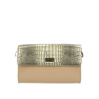 29cd7f94c9de Pabia dámska praktická kabelka - béžovo zlatá