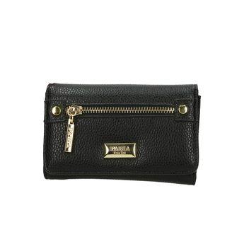 Pabia dámska štýlová peňaženka - čierna