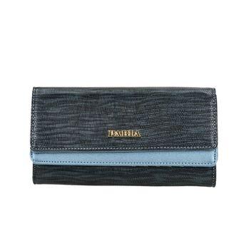 Pabia dámska štýlová peňaženka - modrá