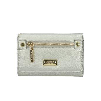 42e88824f Pabia dámska štýlová peňaženka - strieborná