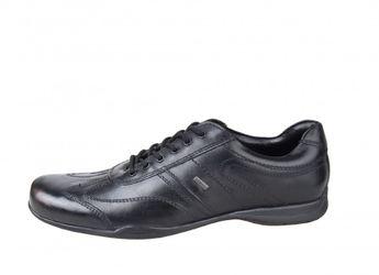 Bugatti pánske sneakery - čierne